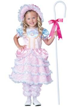 Disfraz de Bo Peep para niños pequeños