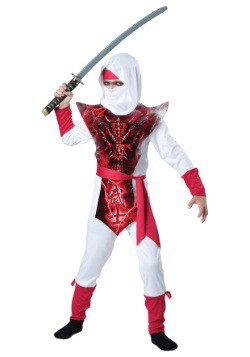Disfraz para niño Ghost Ninja