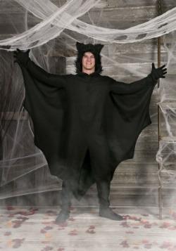 Disfraz de murciélago de felpa talla extra