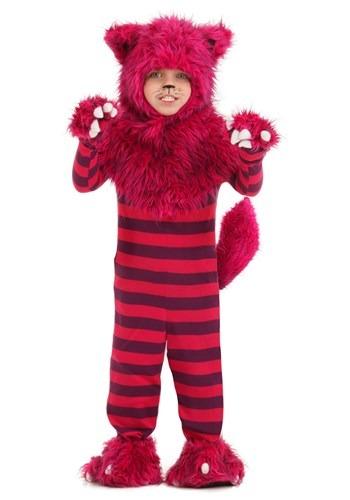 Disfraz de gato Cheshire Deluxe para niños pequeños