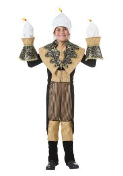 Disfraz de candelabro para niños