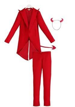 Disfraz de diablo rojo para adulto