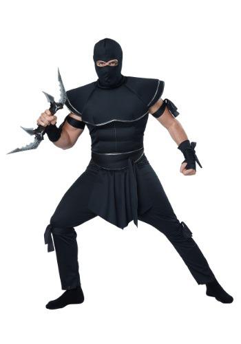 Disfraz de guerrero Ninja para adulto