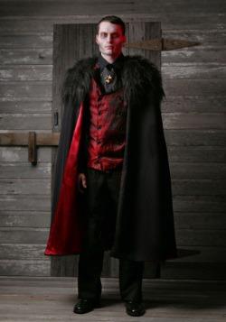 Disfraz de vampiro para hombre talla extra deluxe
