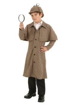 Disfraz infantil de Sherlok Holmes
