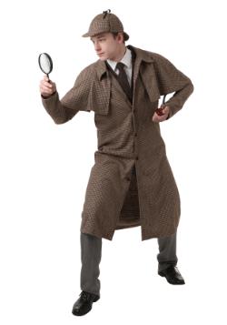 Disfraz de Sherlock Holmes talla extra