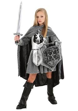 Vestido de caballero guerrero para niñas