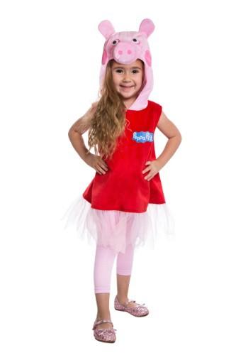 Disfraz de bailarina de Peppa Pig