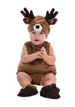 Disfraz de ciervo para bebé