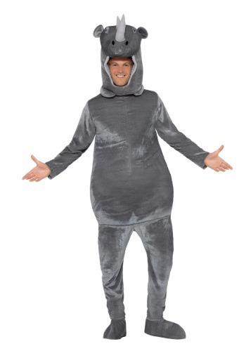 Disfraz de rinoceronte para adulto