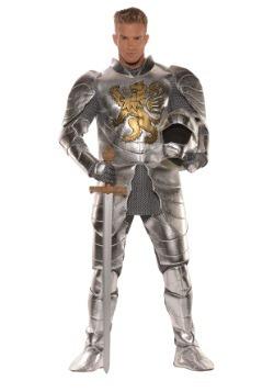 Disfraz Caballero de brillante armadura talla extra hombre