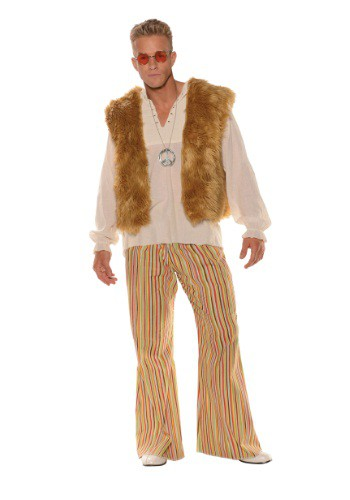 Disfraz Sunny Hippie para hombre