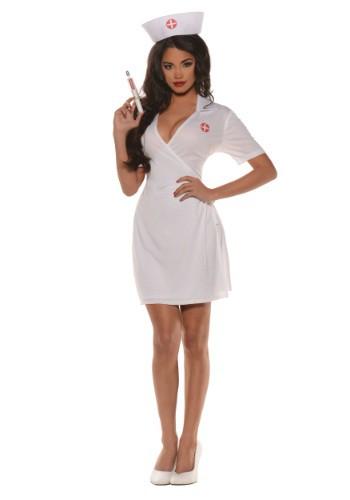 Disfraz de Enfermera bajo órdenes del doctor para mujer