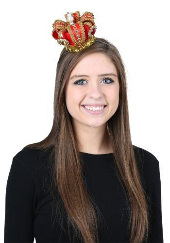 Corona de Reina de Corazones deluxe