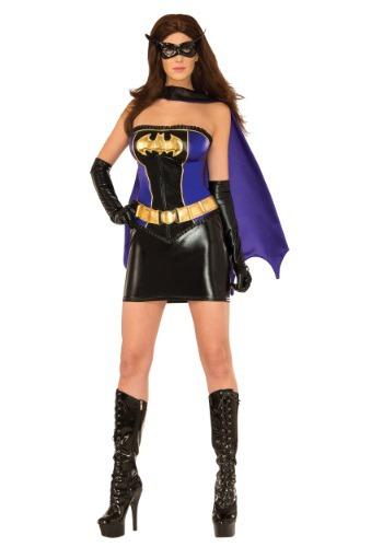 Disfraz de Batichica con corset deluxe para mujer