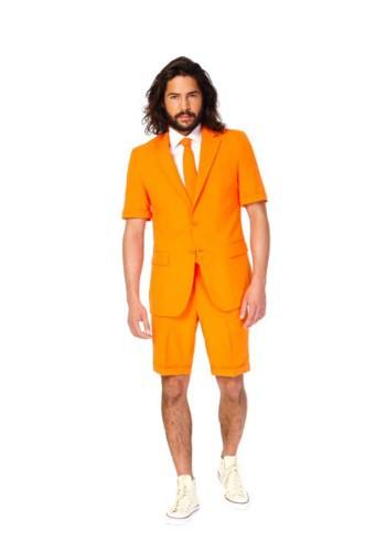 Las posturas de verano de naranja
