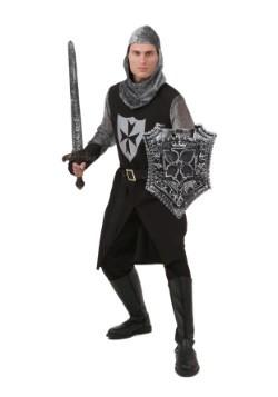 Disfraz de Caballero Negro para adulto