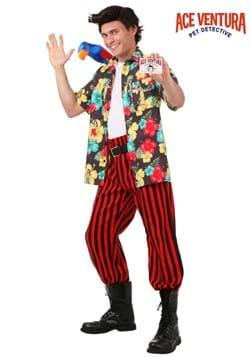 Disfraz de Ace Ventura con peluca Update