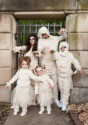 Disfraz de momia para niñas