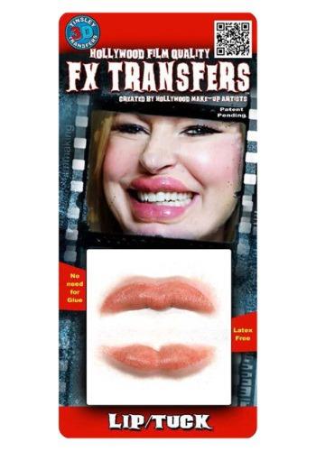 Kit de Tatuaje Temporal 3-D para labios