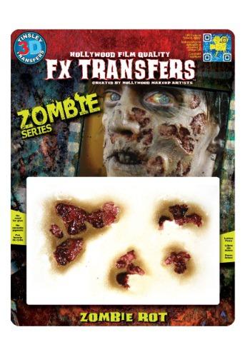 Kit de tatuaje 3D temporal Rot Zombie