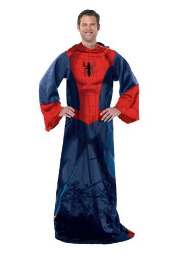 Frazada cómoda de Spider-Man para adulto