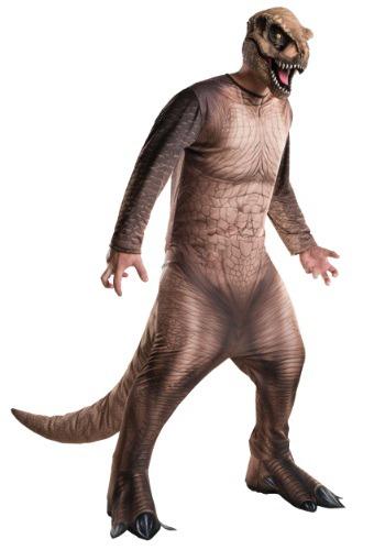 Disfraz de T-Rex Jurassic World para adulto