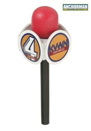 Micrófono de utilería de Anchorman