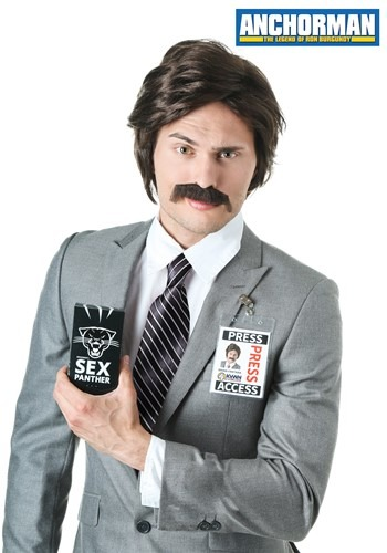 KIt de Brian Fantana de Anchorman