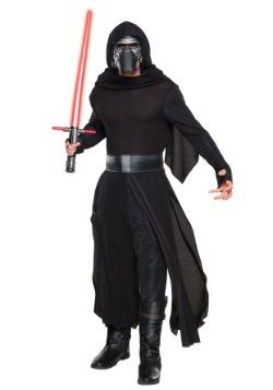 Adult Deluxe Star Wars Ep. 7 Disfraz de Kylo Ren Villain
