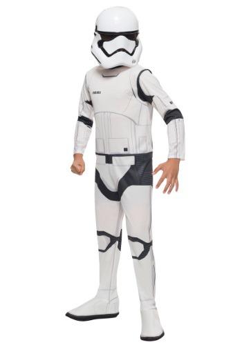 Niño clásico Star Wars Ep. 7 Disfraz de Stormtrooper