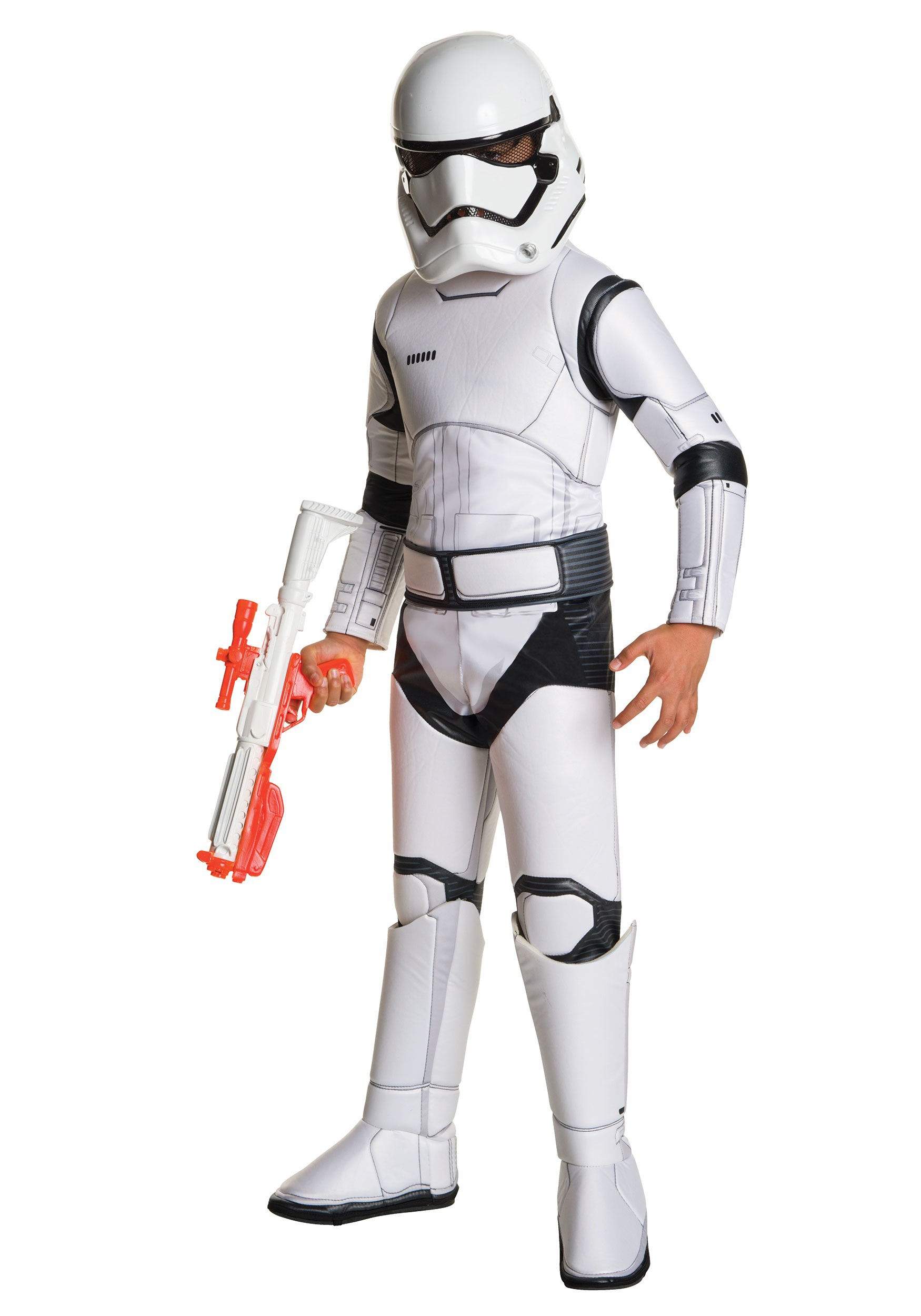 3ef79e3e5c0 Disfraz infantil deluxe de Stormtrooper de Star Wars Ep. 7