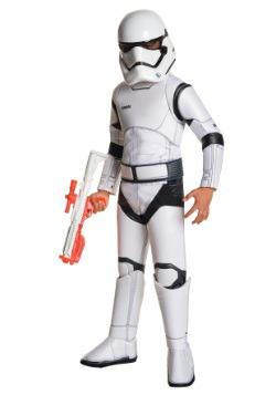 Niño Deluxe Star Wars Ep. 7 Disfraz de Stormtrooper
