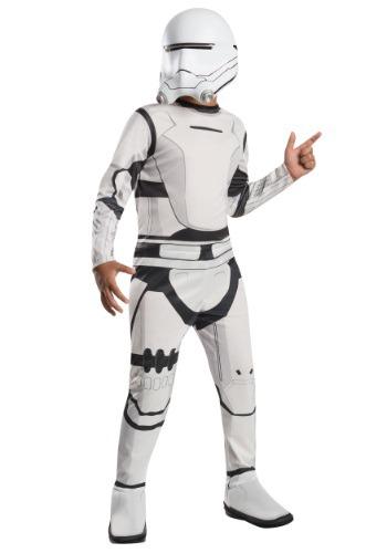 Niño clásico Star Wars Ep. Disfraz de Flametrooper 7