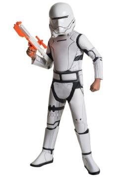 Niño Deluxe Star Wars Ep. Disfraz de Flametrooper 7