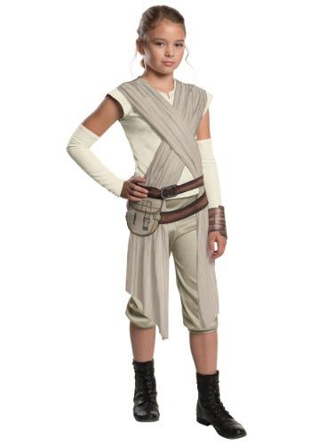 Niño Deluxe Star Wars Ep. 7 Rey Costume