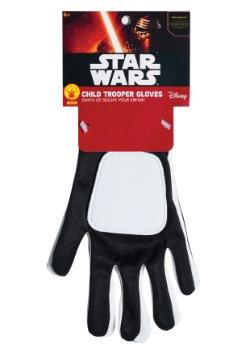 Niño Star Wars Ep. 7 guantes Flametrooper