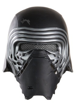 Adult Star Wars Ep. 7 Casco Kylo Ren 1/2