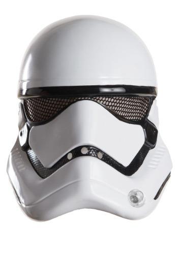 Adult Star Wars Ep. 7 Stormtrooper 1/2 Casco