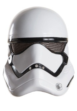 Adult Star Wars Ep. 7 Stormtrooper 1/2 Casco