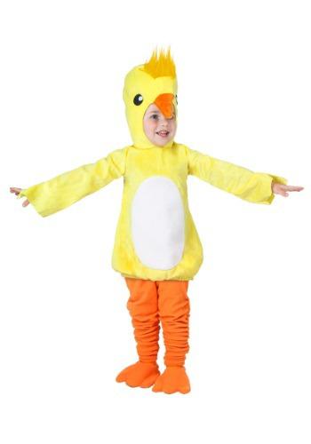 Disfraz de pato para niños pequeños