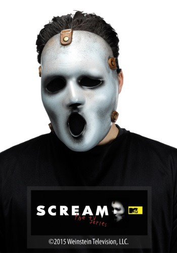 Máscara MTV Scream para adulto