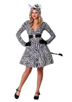 Disfraz de cebra para mujer