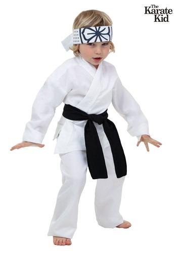Disfraz de Daniel San para niños pequeños