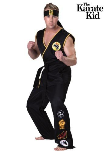 Disfraz de Cobra Kai talla extra