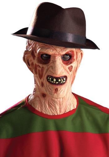 Sombrero fedora de Freddy para adulto