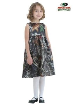 Vestido de niña de las flores de roble Mossy para niños pequ
