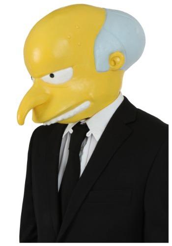 Máscara del Sr. Burns