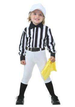 Disfraz árbitro para niños pequeños