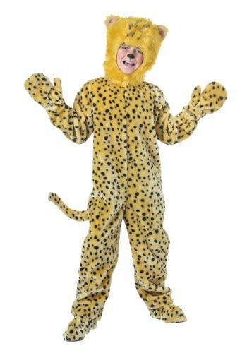 Disfraz de chita para niños